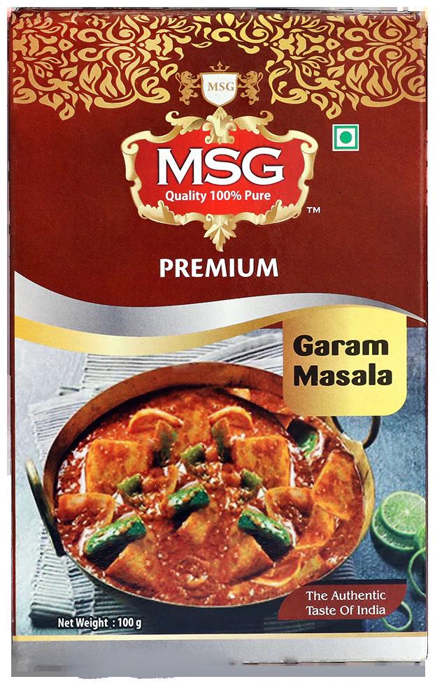 MSG Garam Masala